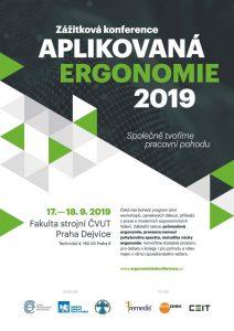 Aplikovaná ergonómia 2019